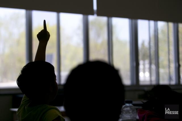 Les professionnels de l'éducation syndiqués à la CSQ affirment que dans les 69... (Archives La Presse)