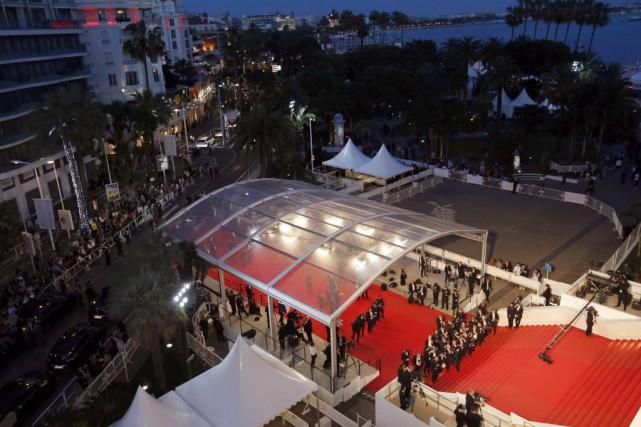 Le directeur du festival Thierry Frémaux dit que... (Photo Regis Duvignau, Reuters)