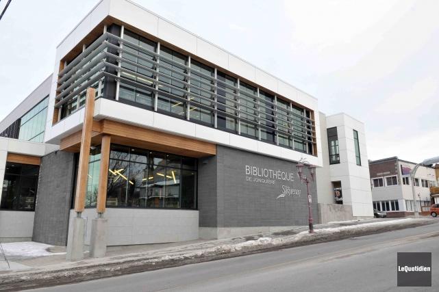 En 2013, Saguenay a investi plus de 10... (Archives Le Quotidien, Rocket Lavoie)