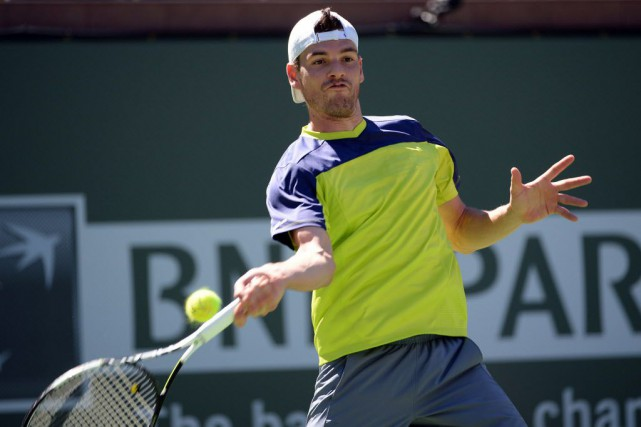 Frank Dancevic... (Photo Jayne Kamin-Oncea, archives USA TODAY Sports)