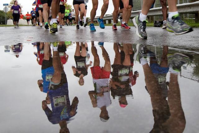 L'activité physique ne fait pas perdre de poids,... (PHOTOROBERT SKINNER, ARCHIVES LA PRESSE)