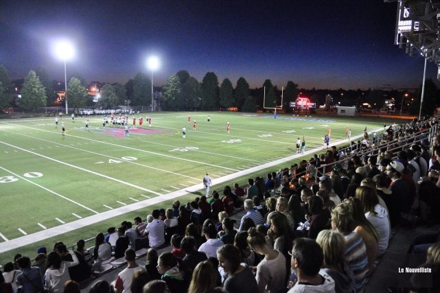 Les Patriotes évolueraient au stade Diablos, qui serait... (Photo: Émilie O'Connor Le Nouvelliste)