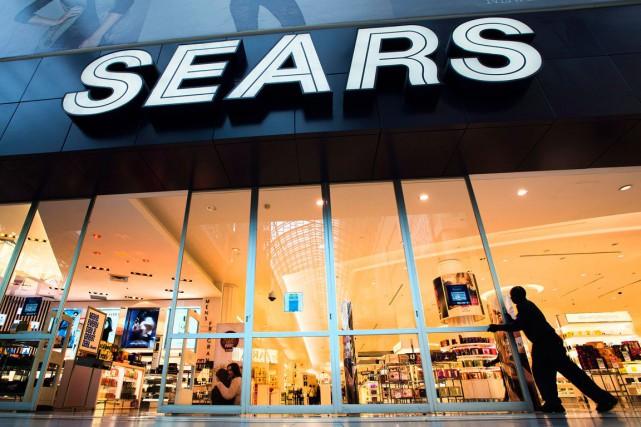 Sears Canada s'adressera à la cour la semaine prochaine afin de faire approuver... (PHOTO ARCHIVES LA PRESSE CANADIENNE)