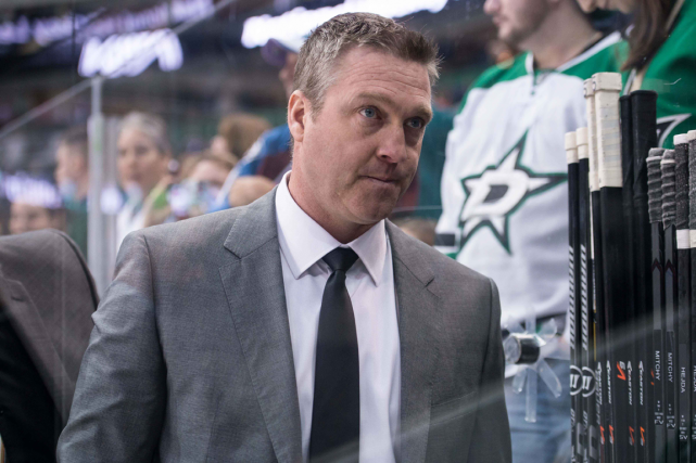 Patrick Roy avait contacté personnellement André Tourigny pour... (Photo Jerome Miron, USA Today)