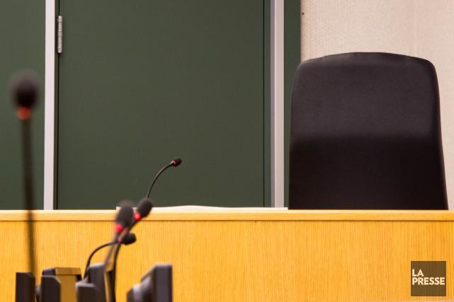 Le Sherbrookois Luc Bergeron, qui a plaidé coupable l'an dernier à des... (Archives La Presse)