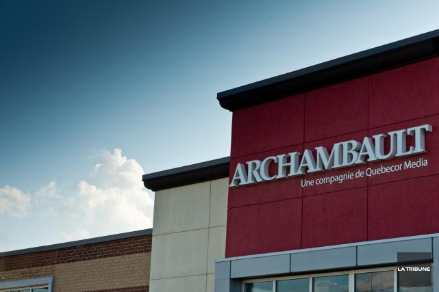 Pour le moment, c'est le statu quo pour les 47 employés du magasin Archambault... (Imacom, Jessica Garneau)
