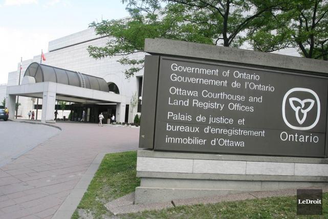 La deuxième accusée dans le dossier de la sauvage agression d'une Ottavienne... (Archives, LeDroit)