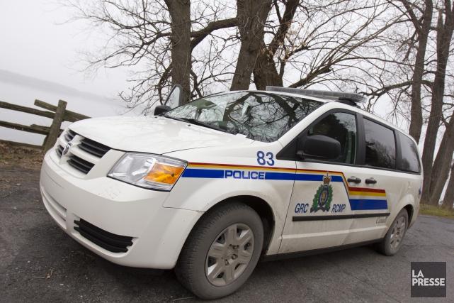La Gendarmerie royale du Canada a confirmé mardi soir l'arrestation de dix... (Archives La Presse)