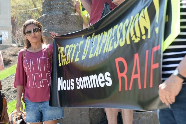 La situation du blogueur Raif Badawi ne doit... (ARCHIVES LA NOUVELLE)