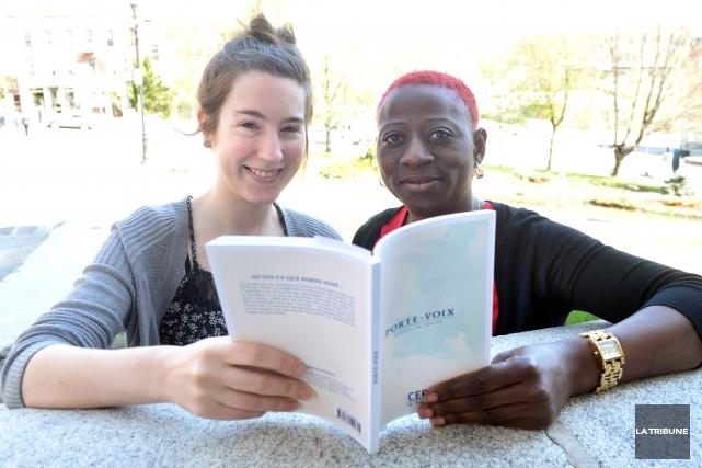 L'auteure sherbrookoise Sophie Jeukens a aidé la Congolaise... (IMACOM, MAXIME PICARD)