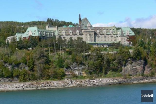 La 22e présentation de Bienvenue Québec a lieu... (Photothèque Le Soleil)