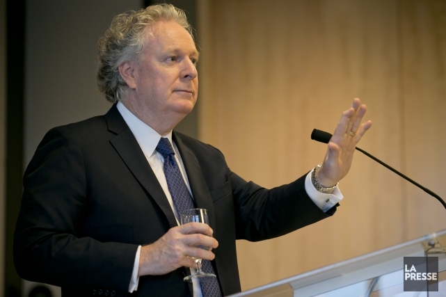 Jean Charest... (Archives La Presse)