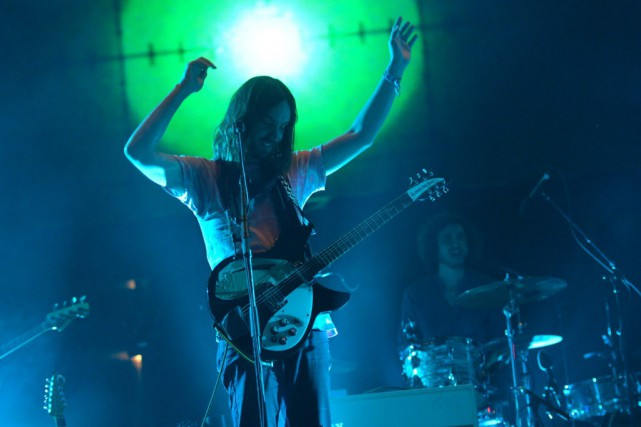 En spectacle, Tame Impala est à l'image de... (Photo Scott Roth/Invision, archives AP)