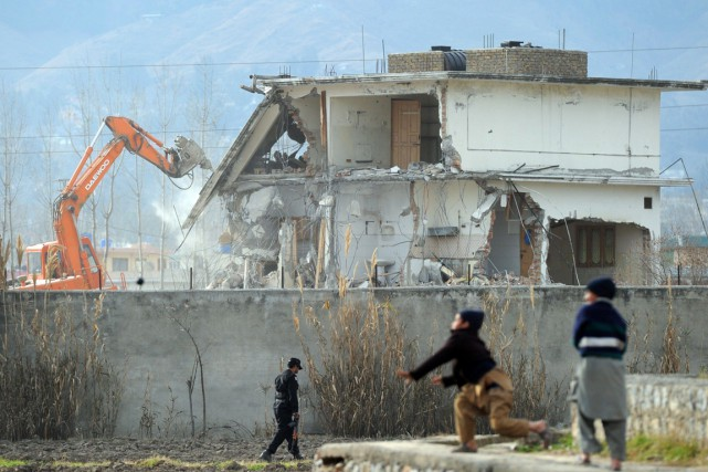 Les services de renseignement américains ont déclassifié hier... (PHOTO AAMIR QURESHI, ARCHIVES AFP)