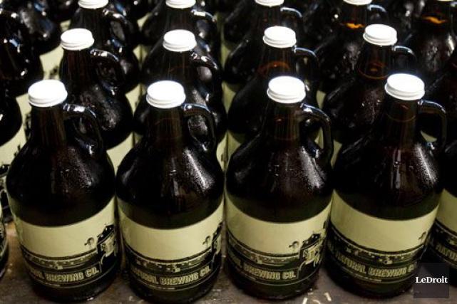 Le CITO estime que la compagnie Brew Donkey... (Archives, LeDroit)