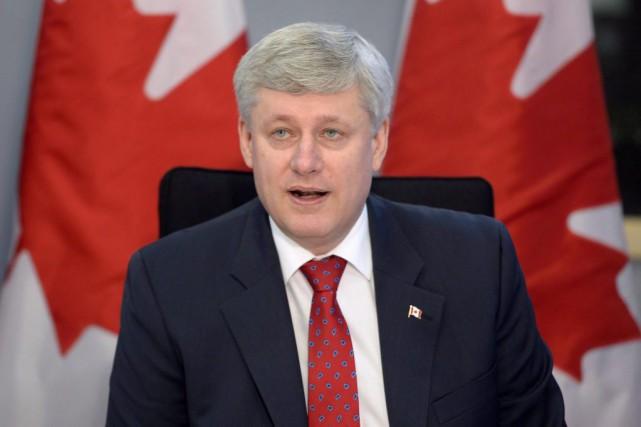 Le porte-parole de la campagne conservatrice, Kory Teneycke,... (PHOTO ADRIAN WYLD, ARCHIVES LA PRESSE CANADIENNE)