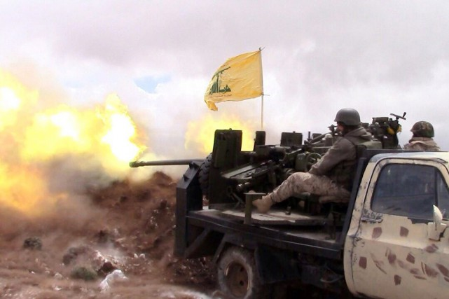 Allié clé du gouvernement syrien, le puissant groupe... (PHOTO ARCHIVES AFP/BUREAU DE PRESSE DU HEZBOLLAH)