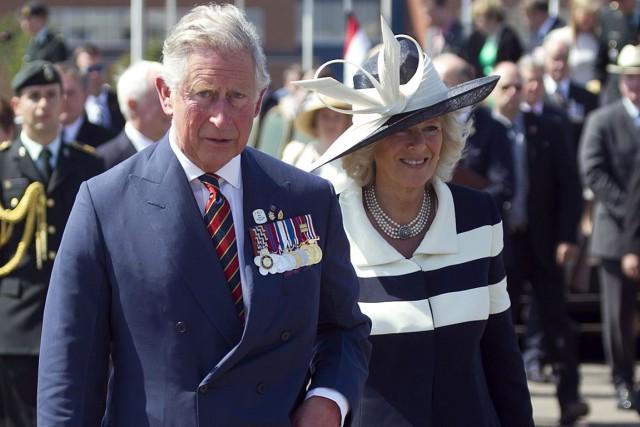Le prince Charles et son épouse Camilla à... (Archives, Reuters)