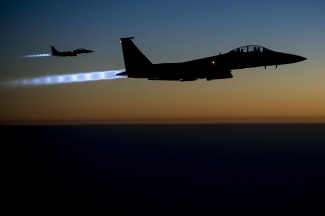 L'armée américaine n'avait encore jamais reconnu de victimes... (PHOTO ARCHIVES AP)