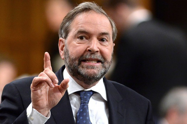 Selon le sondage CROP-Le Soleil-La Presse, le chef... (La Presse Canadienne, Sean Kilpatrick)