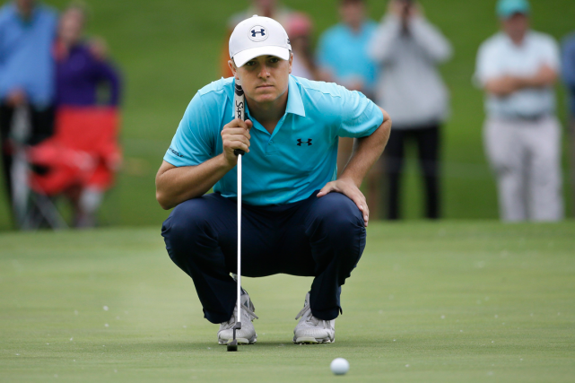 Jordan Spieth... (Photo LM Otero, AP)