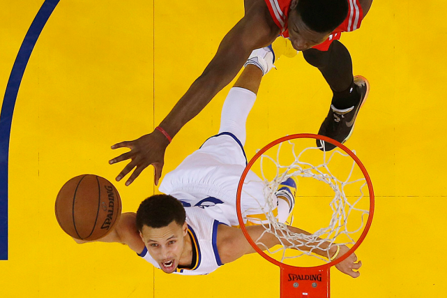 Stephen Curry... (Photo Tony Avelar, AP)