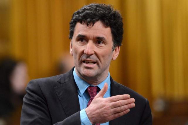 Le porte-parole du NPD en matière d'affaires étrangères,... (PHOTO SEAN KILPATRICK, LA PRESSE CANADIENNE)
