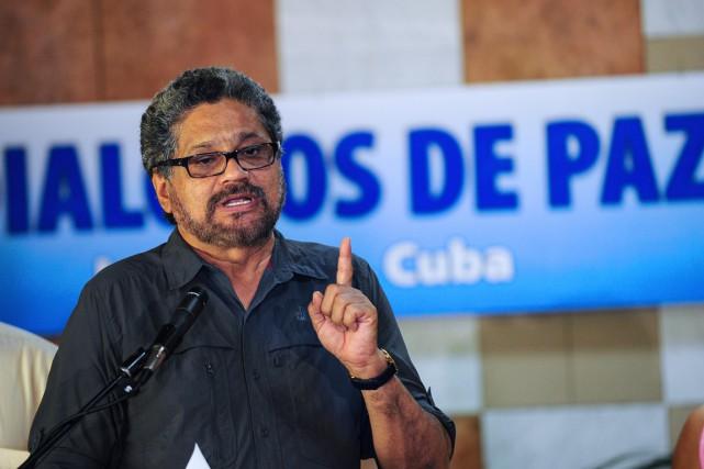 Le négociateur en chef de la délégation des... (PHOTO YAMIL LAGE, ARCHIVES REUTERS)