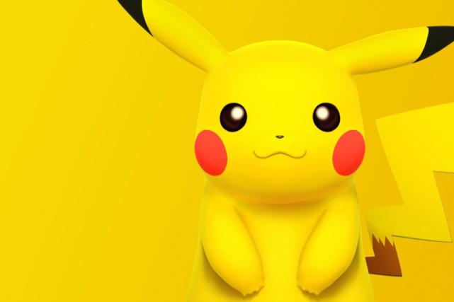 Le retour de pikachu marie allard soci t - Pokemon famille pikachu ...