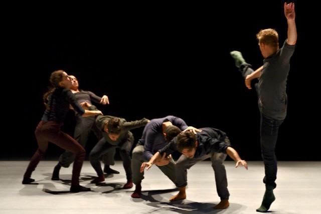 Les danseurs s'abandonnent complètement aux séquences chorégraphiques. Leurs...