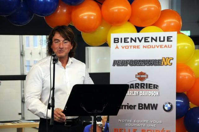 Alain Carrier... (Collaboration spéciale, Éric Beaupré)
