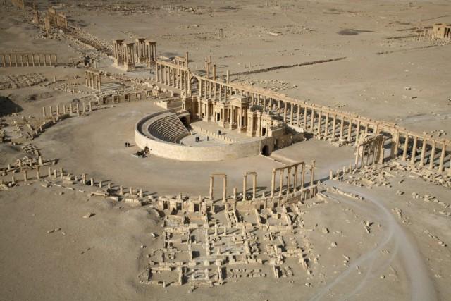 Appelée la «perle du désert», la cité de... (PHOTO CHRISTOPHE CHARON, ARCHIVES AFP)