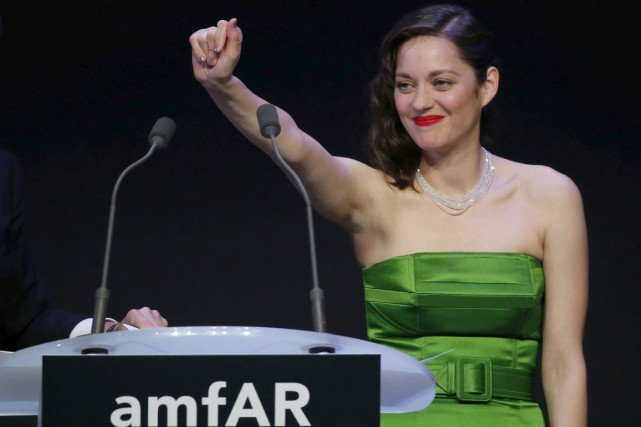 Le gala annuel de l'AmfAR est l'une des... (Photo Régis Duvignau, REUTERS)