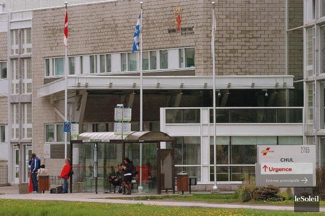 Le Centre mère-enfant du CHUL... (Jean-Marie Villeneuve, Archives Le Soleil)