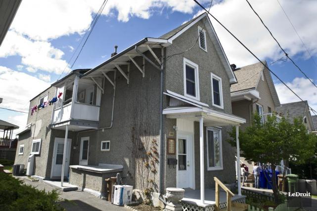 Le 165, rue Kent peut désormais servir de... (Martin Roy, LeDroit)