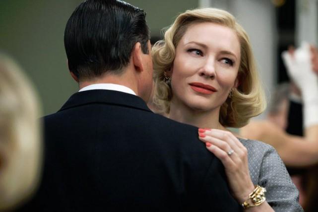 Le film Carol de l'Américain Todd Haynes a... (Photo fournie par WILSON WEBB)