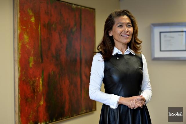 Me Lu Chan Khuong, du cabinet Bellemare avocats,... (PHOTOTHÈQUE LE SOLEIL, PATRICE LAROCHE)