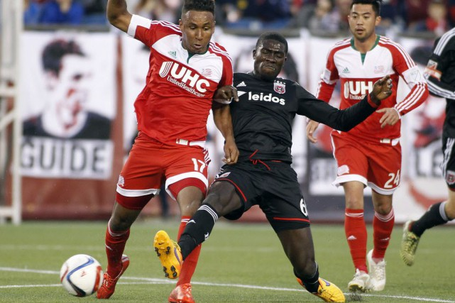 Le D.C. United (6-2-4) est demeuré au sommet... (Photo Stew Milne-USA TODAY Sports)
