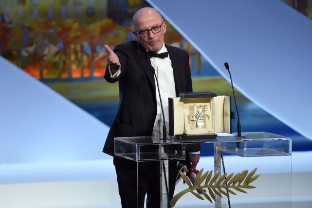 Le réalisateur Jacques Audiard... (AFP, Anne-Christine Poujoulat)