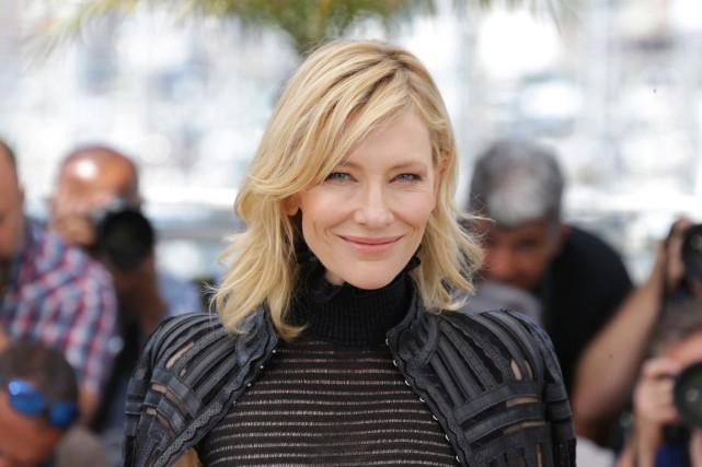 Cate Blanchett... (Associated Press)