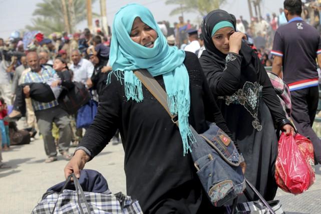 Selon le directeur de l'Observatoire Rami Abdel Rahman,... (Photo: Reuters)