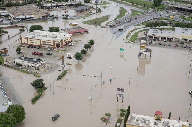 Au Texas, la municipalité de San Marcos, ville... (PHOTO RODOLFO GONZALEZ, AUSTIN AMERICAN-STATESMAN/AP)