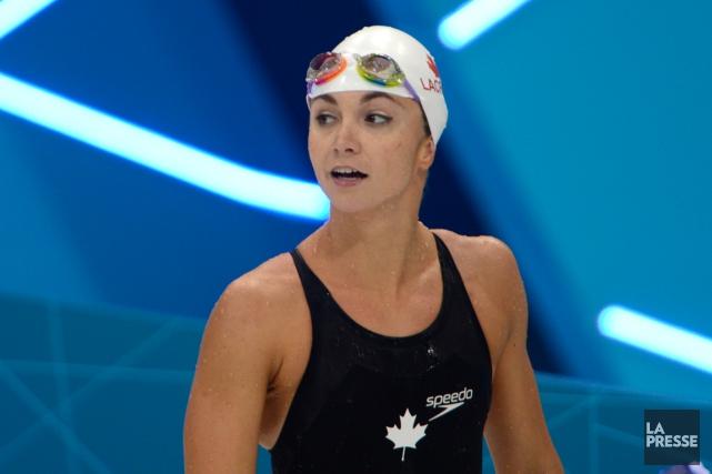 Audrey Lacroix retrouvera plusieurs membres de l'équipe nationale... (Photo Bernard Brault, archives La Presse)