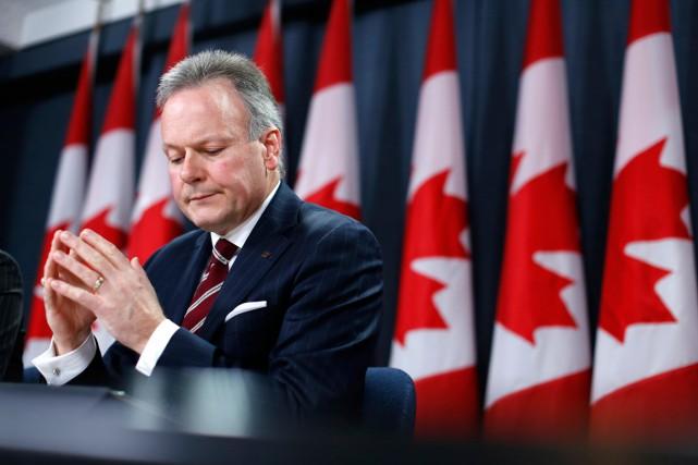 Le gouverneur de la Banque du Canada, StephenPoloz... (PHOTO CHRIS WATTIE, ARCHIVES REUTERS)