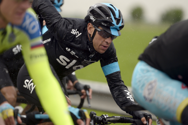 Richie Porte... (Photo Reuters)