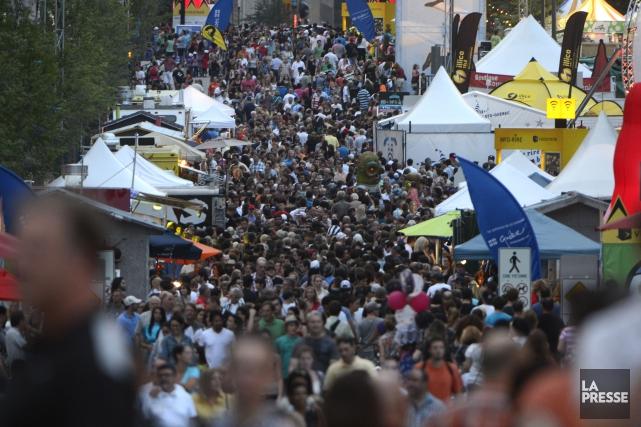 Le Regroupement des événements majeurs internationaux (RÉMI) presse Québec de... (Archives La Presse)