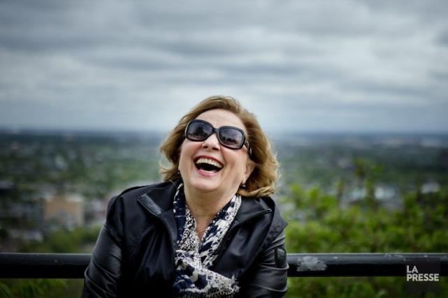 Les immenses éclats de rire sont depuis longtemps... (PHOTO MARCO CAMPANOZZI, LA PRESSE)