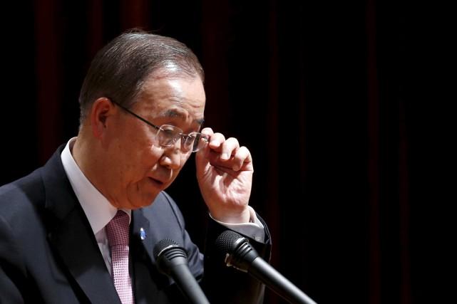 «Cette année, les gouvernements prendront des décisions essentielles... (PHOTO KIM HONG-JI, ARCHIVES REUTERS)