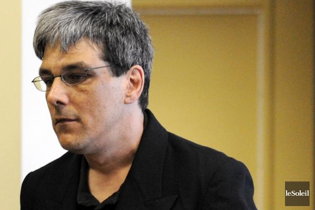 Alain Perreault... (Photothèque Le Soleil, Erick Labbé)
