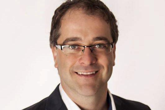 Stéphane Thériault, directeur général de la Chambre de... (Photo fournie par la Chambre de commerce de Lévis)